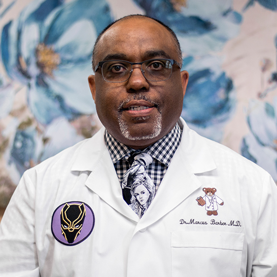 Dr Marcus A Barber - Victor Valley Pediatrics