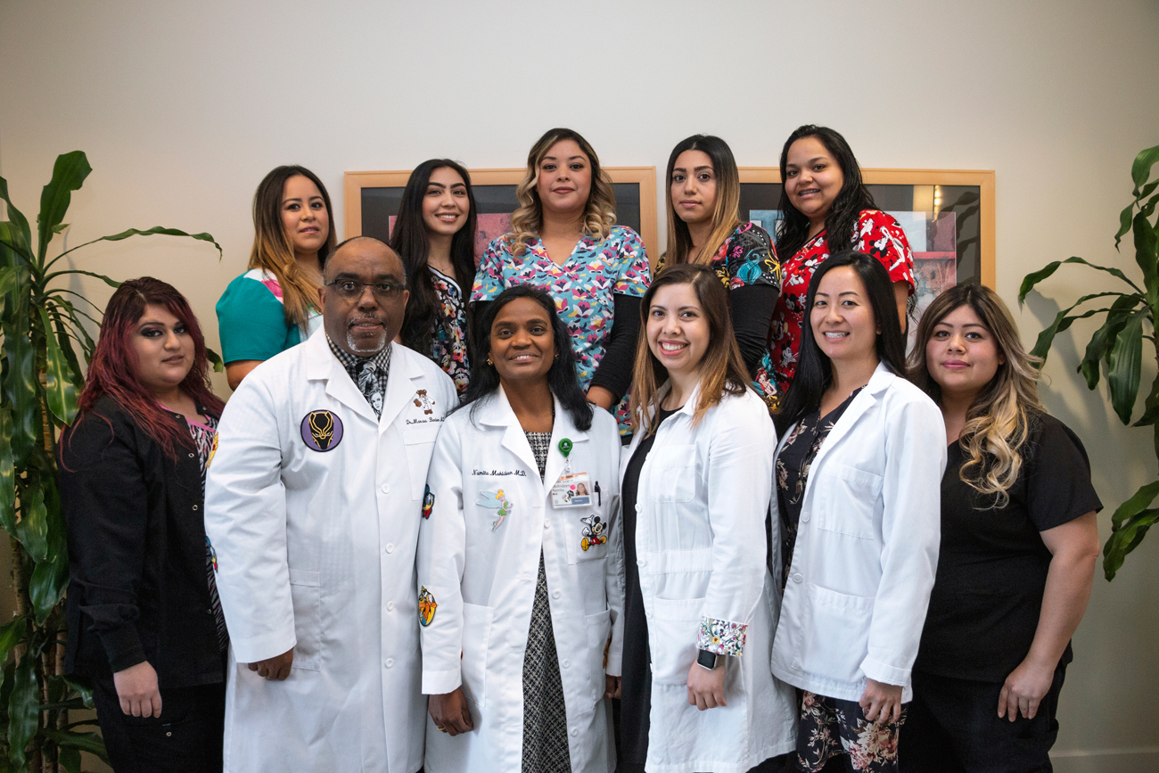 Team of Victor Valley Pediatrics